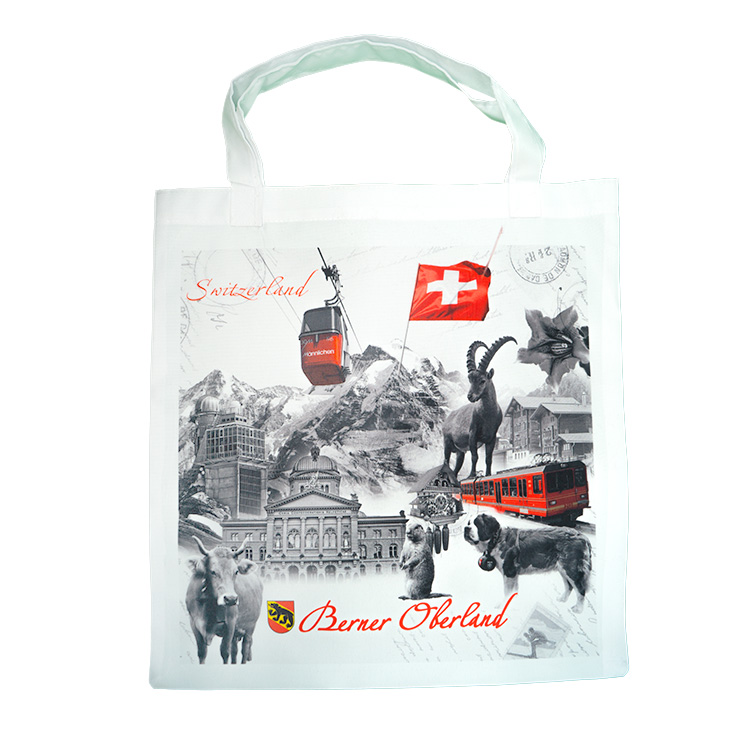 45eaeb6ba84133 Sac en tissu Berner Oberland - Marc Steiger AG - B2B Webshop