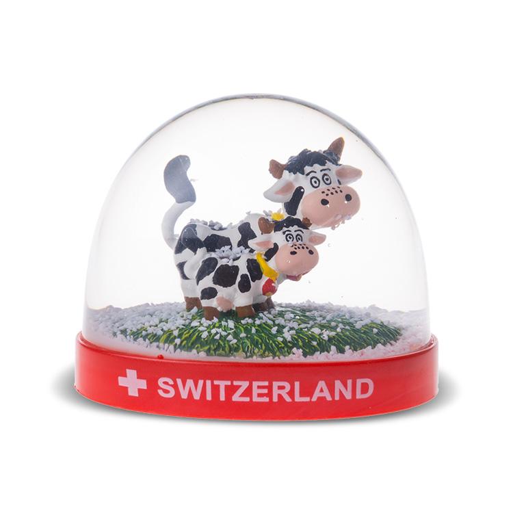 ba30f7777f6219 Boule à neige vache Switzerland - Marc Steiger AG - B2B Webshop